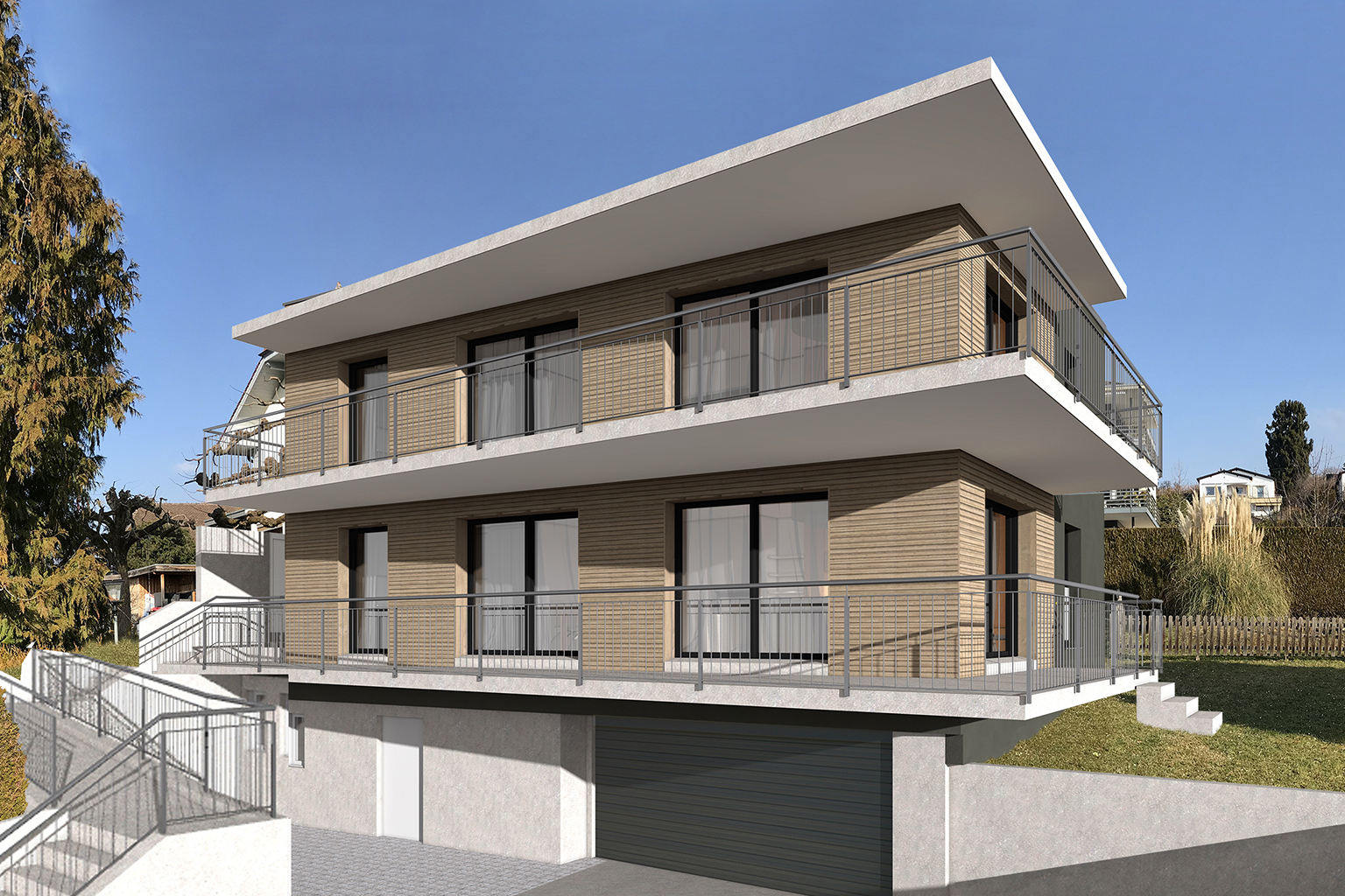 Architecture sàrl bureau d architecture rue d italie à